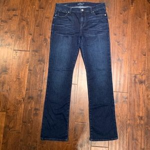 NWOT Lucky Brand Brooke boot cut jeans, size 10